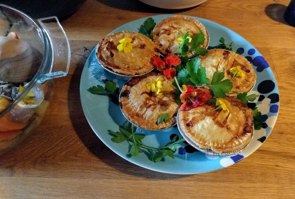 pies & flowers