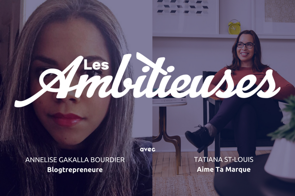 podcast les ambitieuses