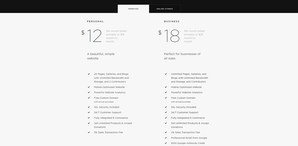 FireShot Screen Capture #060 - 'Pricing — Squarespace' - www_squarespace_com_pricing.png