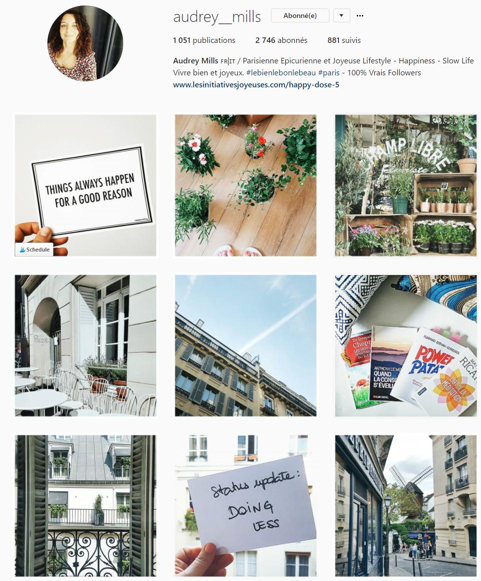 audrey mills instagram