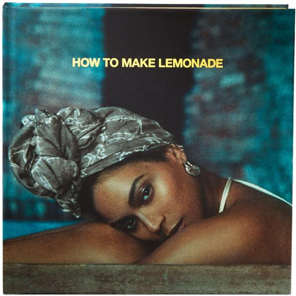 beyonce livre how to make lemonade