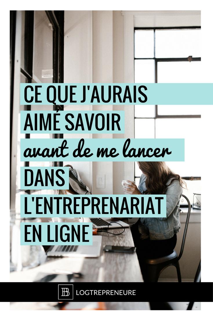 Après plus d'un an à vendre des infoproduits, je fais le bilan de ce que j'ai appris de cette expérience men tant que entrepreneure en ligne. #infoproduit #entreprenariat #businessenligne #blogueuse #blogging #blogue
