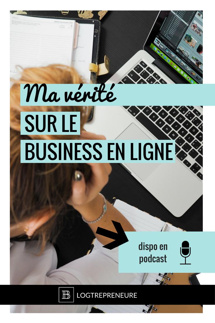 Gagner facilement de l'argent sur internet est-ce possible ? Je partage avec toi l'envers du décor #blog #blogue #blogging #entreprenariat #entrepreneure #blogtrepreneure
