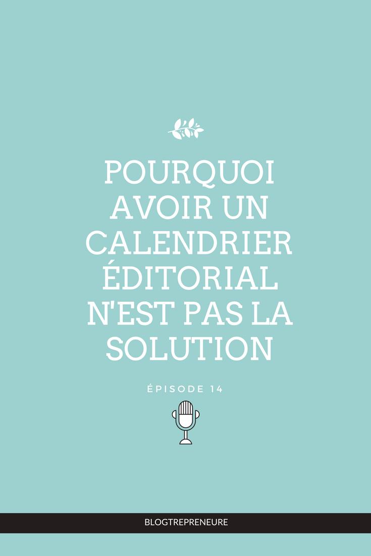 pourquoi avoir un calendrier éditorial n'est pas la solution à ton problème d'organisation