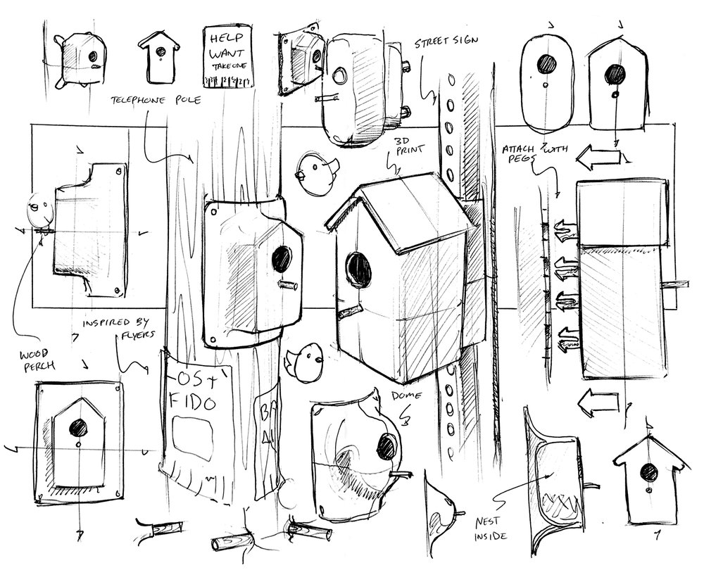 flyer-birdhouse-sketches-nicholas-baker