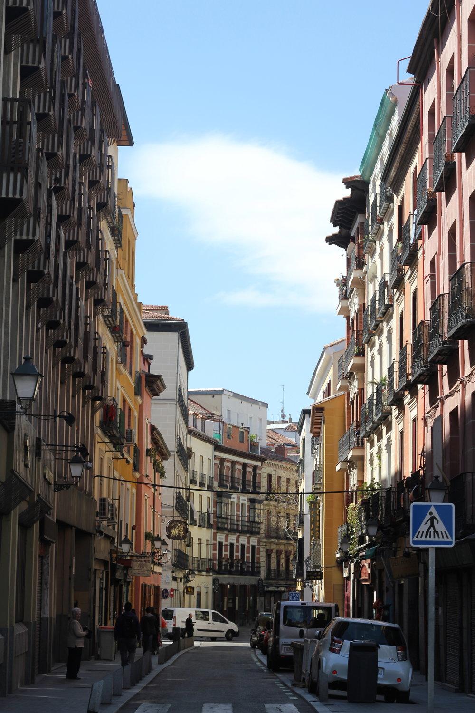Street Madrid