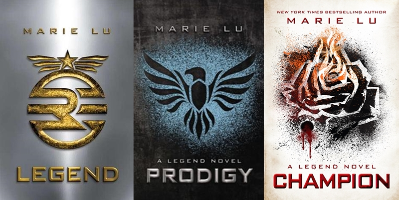 marie lu legend trilogy