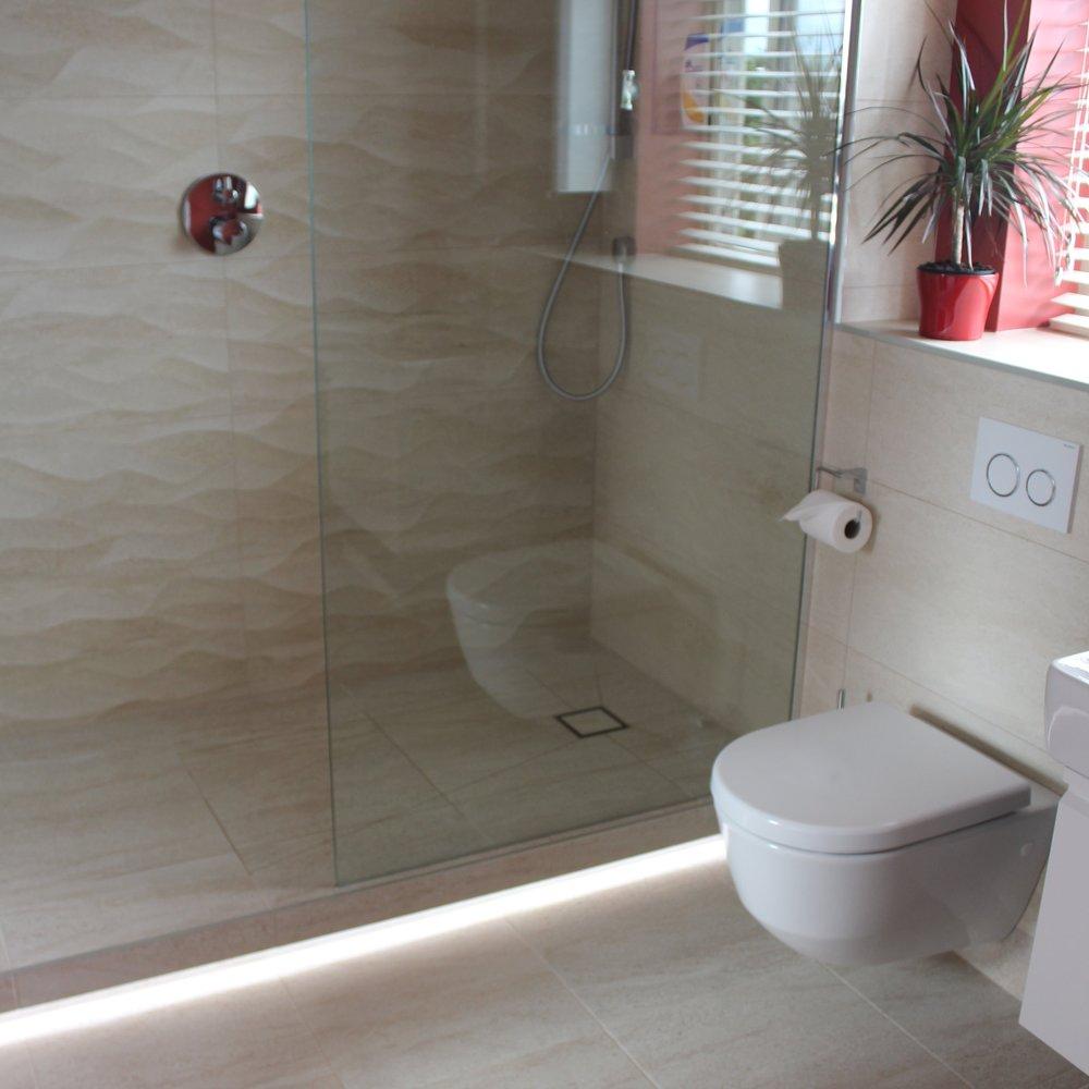 wetroom design exeter