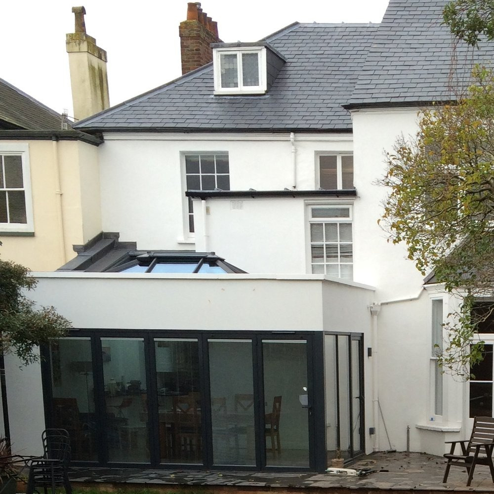 extension exeter