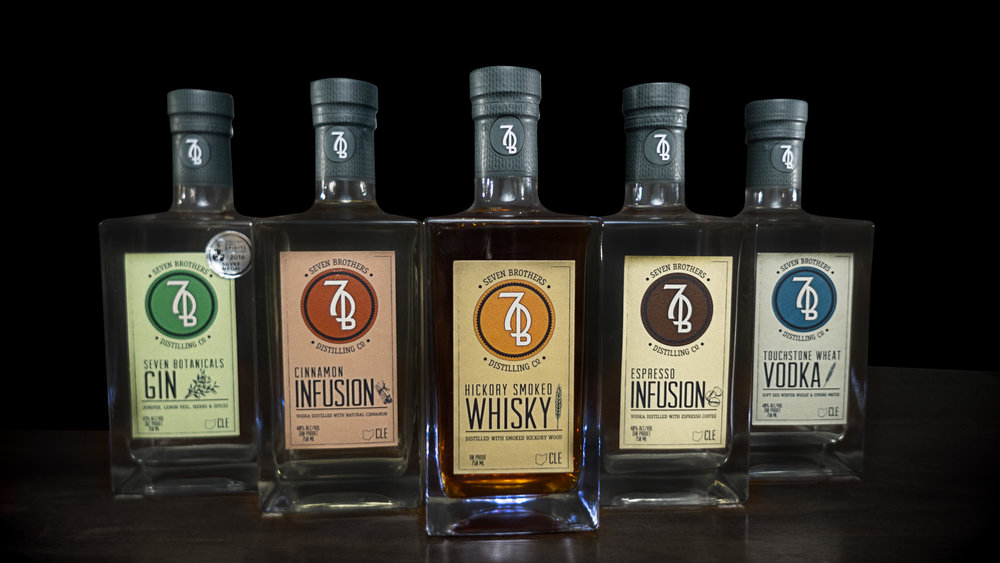 Seven Brothers Distilling Co