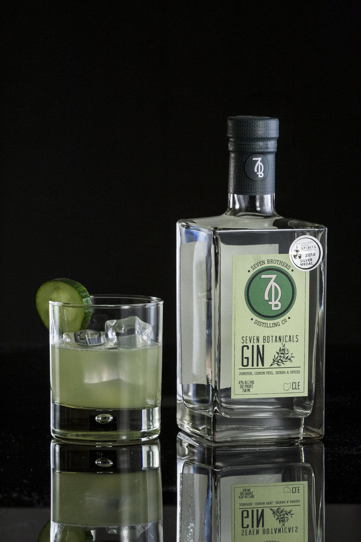 Cucumber Garden Gin