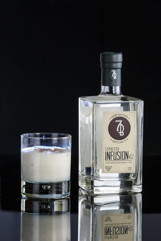 Affogato Espresso Vodka