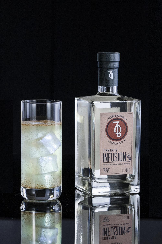 Gingersnap Cinnamon Vodka