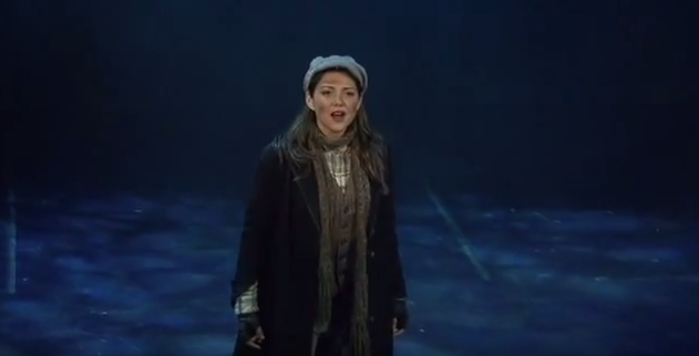 Eponine in  Les Misérables