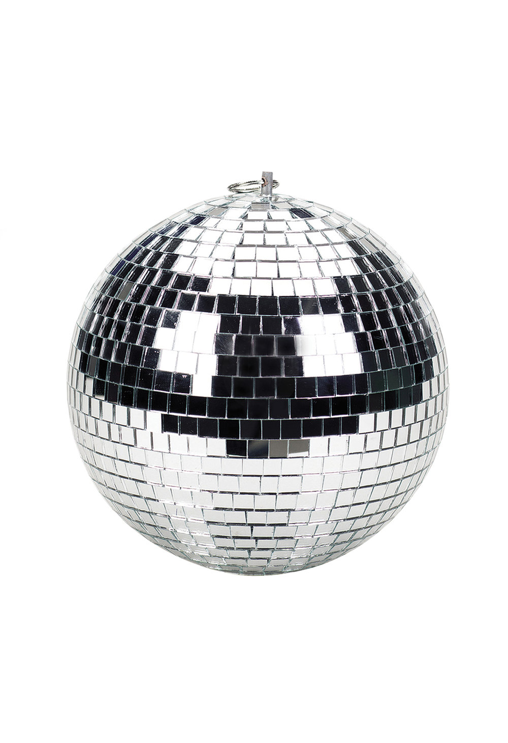 "MB4, MB8, MB12, MB16, MB20  MIRROR BALL  -  4"" ,  8"" ,  12"" ,  16"" ,  20"" (Special order only) Mirror Ball"