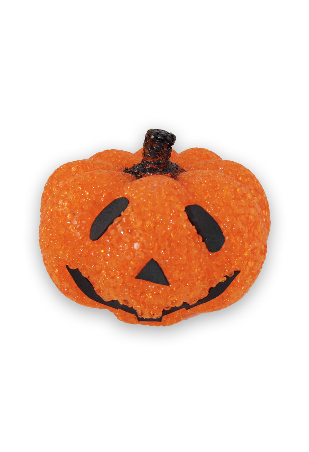 V70792 LIGHTUP SOFT PUMPKIN(ORANGE) - Color Changing LEDs