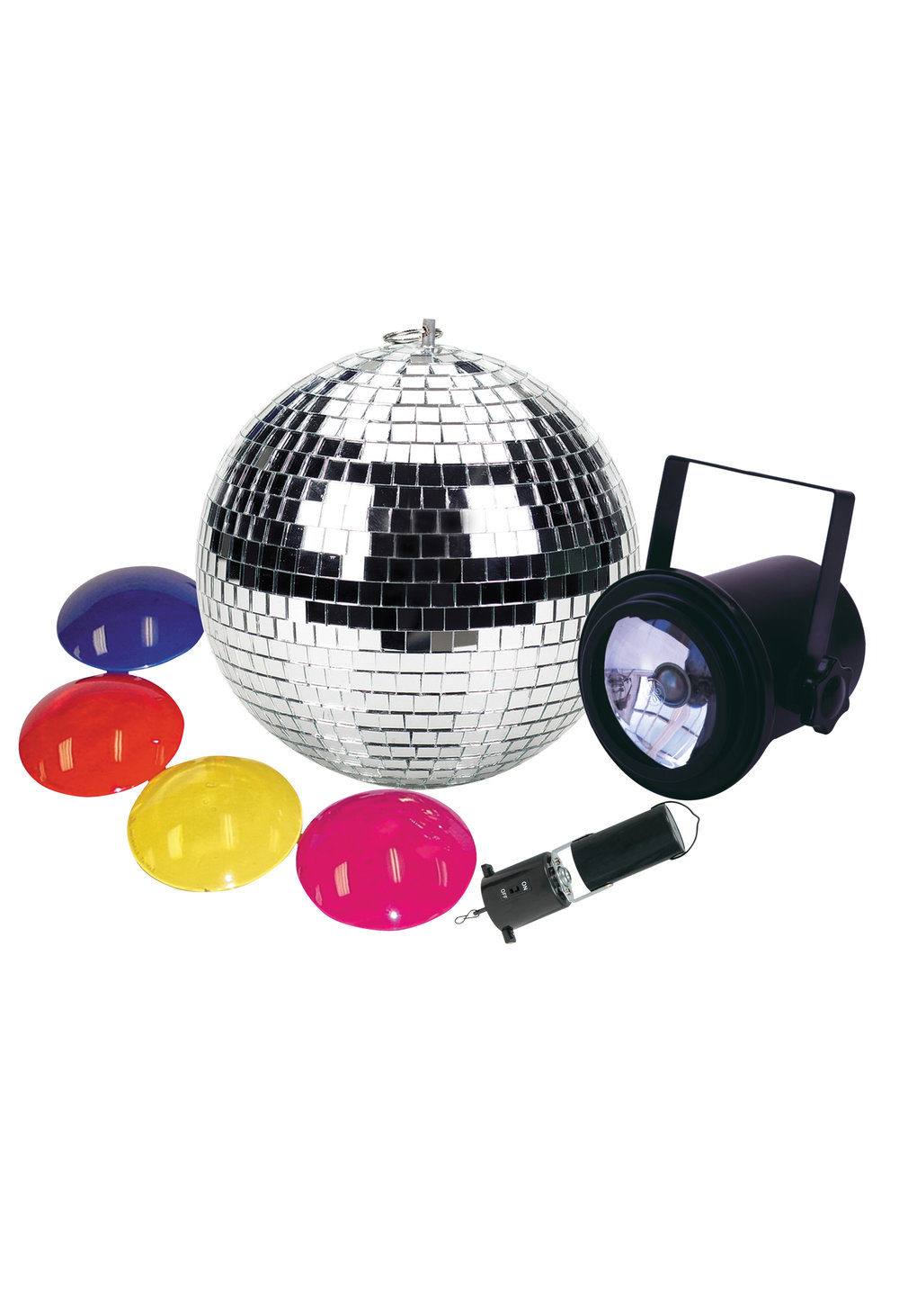 MBK1  MIRROR BALL PARTY KIT