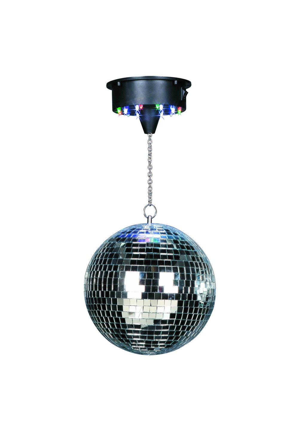 MBK6  LED MIRROR BALL PARTY KIT