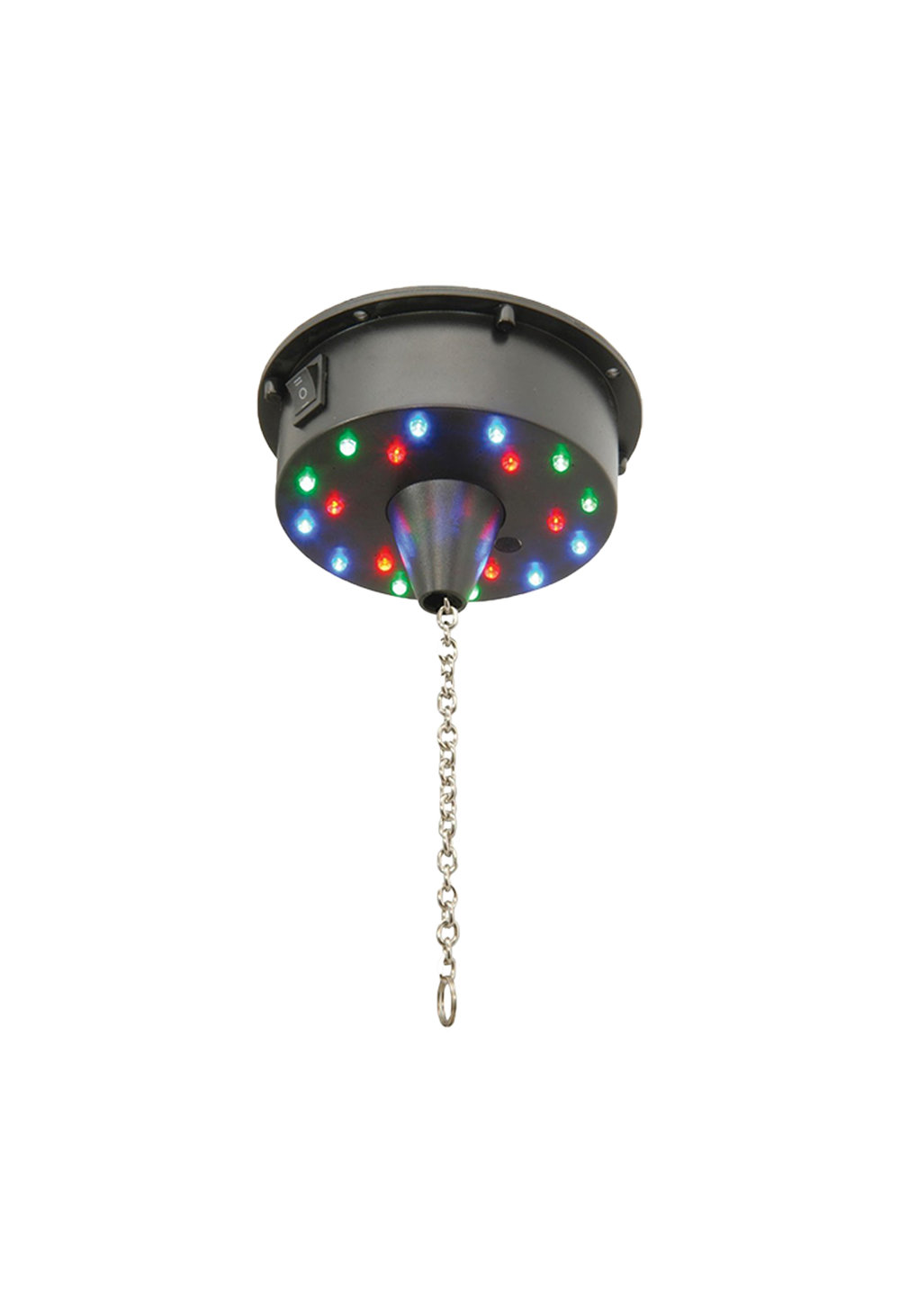 BM5 LED BATTERY POWERED MIRROR BALL MOTOR