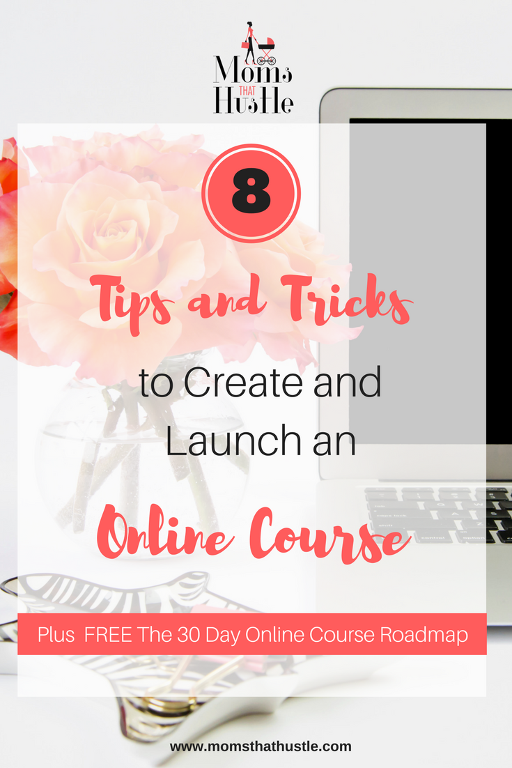 8 tips and tricks to create and launch an online course
