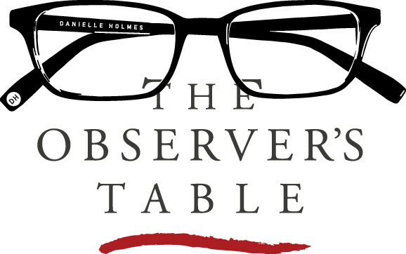 The Observer's Table Editing Services