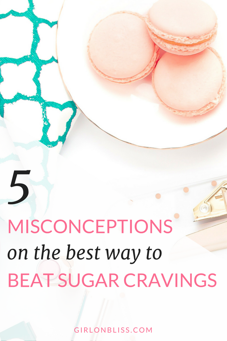 5 Misconceptions on the best way to beat sugar cravings