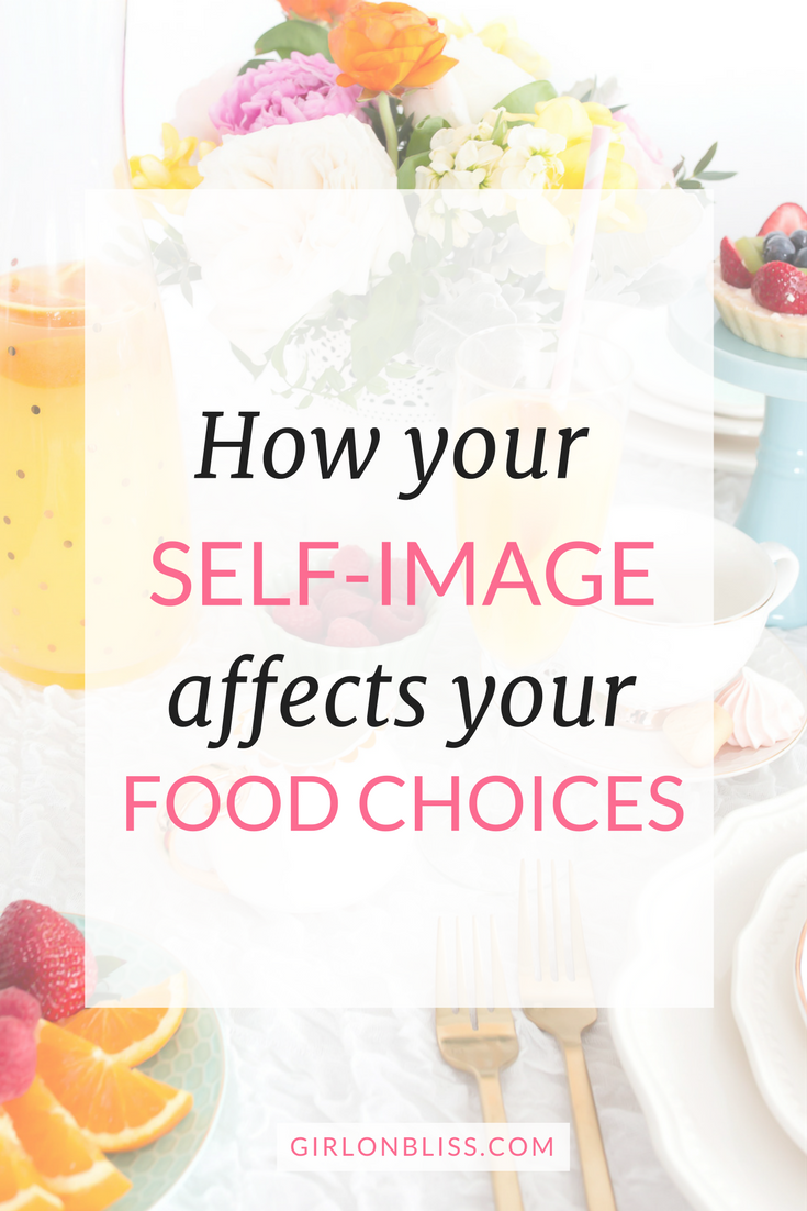 How Self-Image Affects Your Food Choices