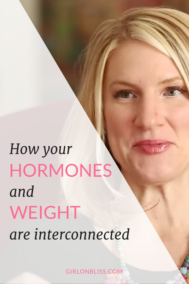 How your hormones and weight are interconnected - pinterest.png