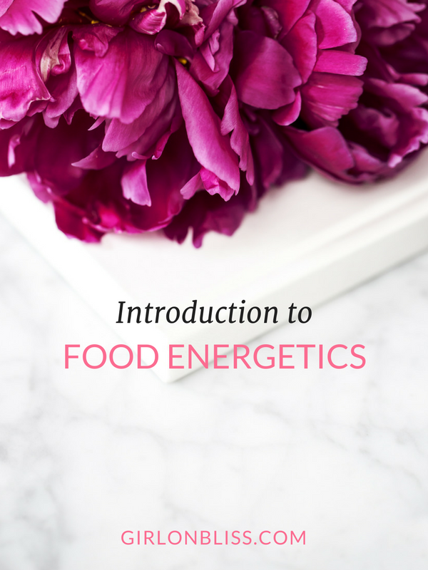 Introduction to Food Energetics