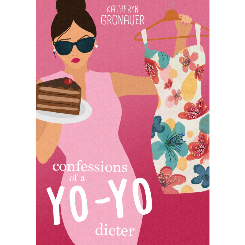 Katheryn has one major dilemma: should she focus on her diet and forget her social life, or engage in social activities and ruin her diet?   With an eagerness to control and indulge in both, Katheryn spirals... Come grab the book, here!