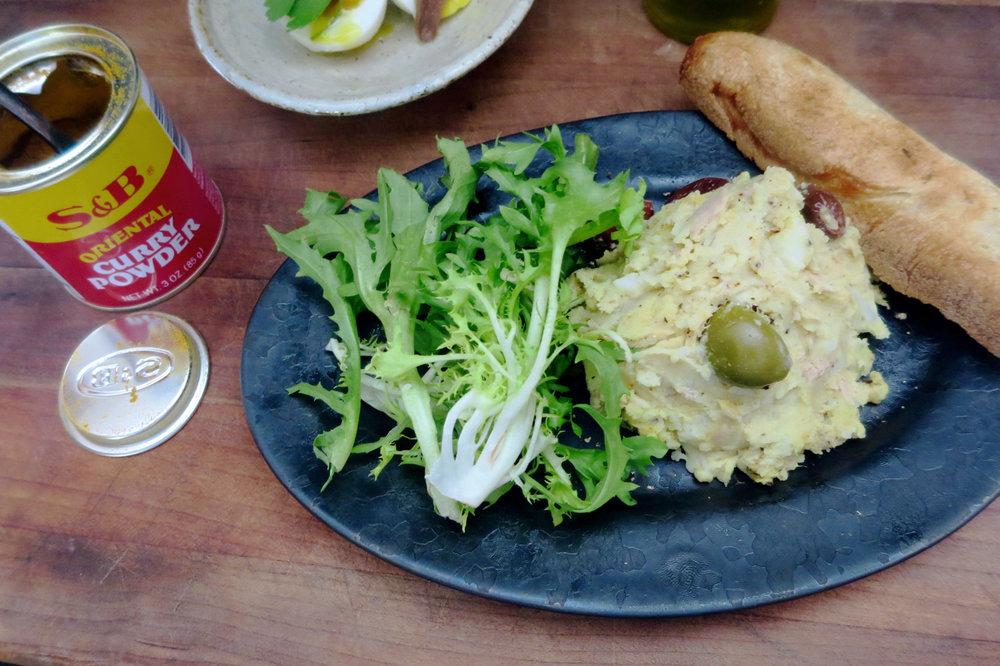tuna_potatosalad_olive_curry.jpg