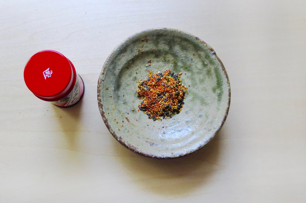 SHICHIMI / JAPANESE SEVEN SPICES
