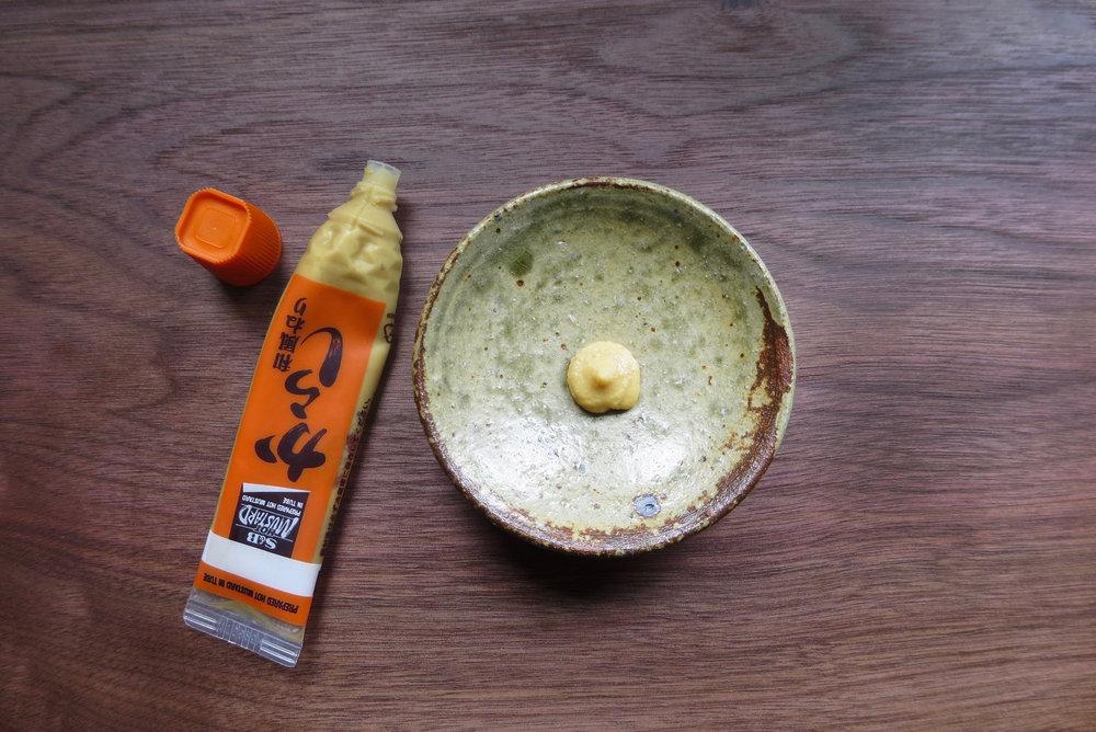 WAGARASHI / JAPANESE MUSTARD