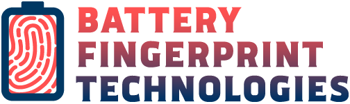 Battery Finger Printing Tech