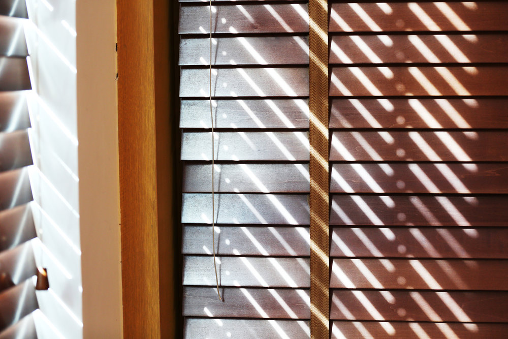 WINDOW BLINDS & SHADES - Kerr's offers custom blind solutions for any window. We feature full lines including Hunter Douglas, Graber, and Hartmann & Forbes.
