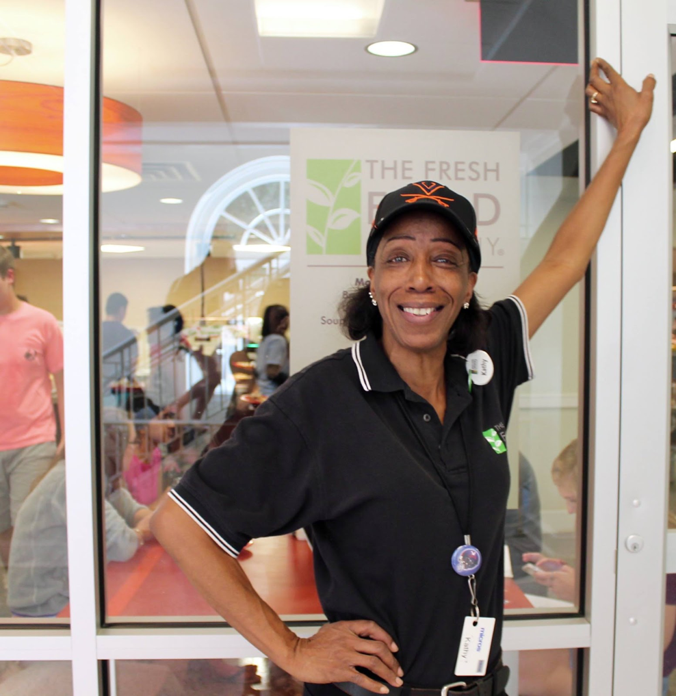 Kathy McGruder (Courtesy: Humans of UVA)