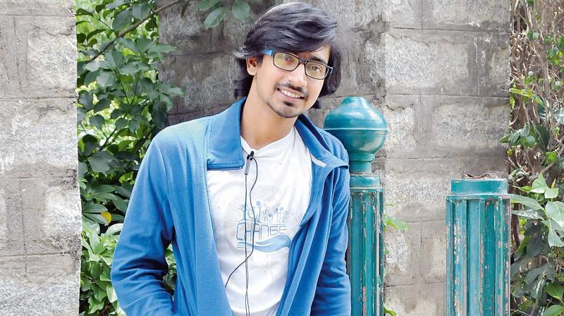 Anirudh Dutt;Credit: Deccan.