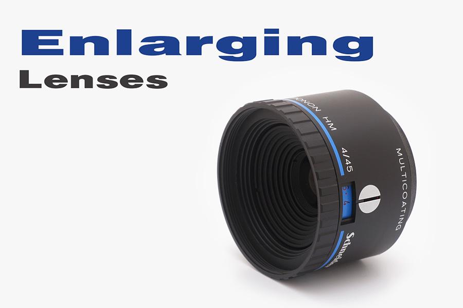 Enlarging Lenses