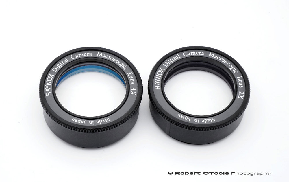 Raynox MSO-3030 Macro Lens Set