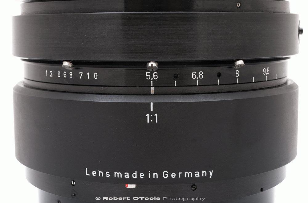 schneider-Kreuznach Vario C Claron Copy 1X Lens close-up Robert-OToole-Photography-2017.jpg