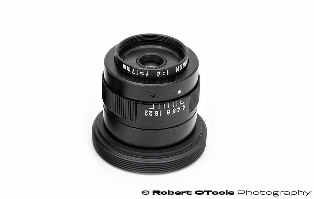Tominon 17mm f/4 Lens