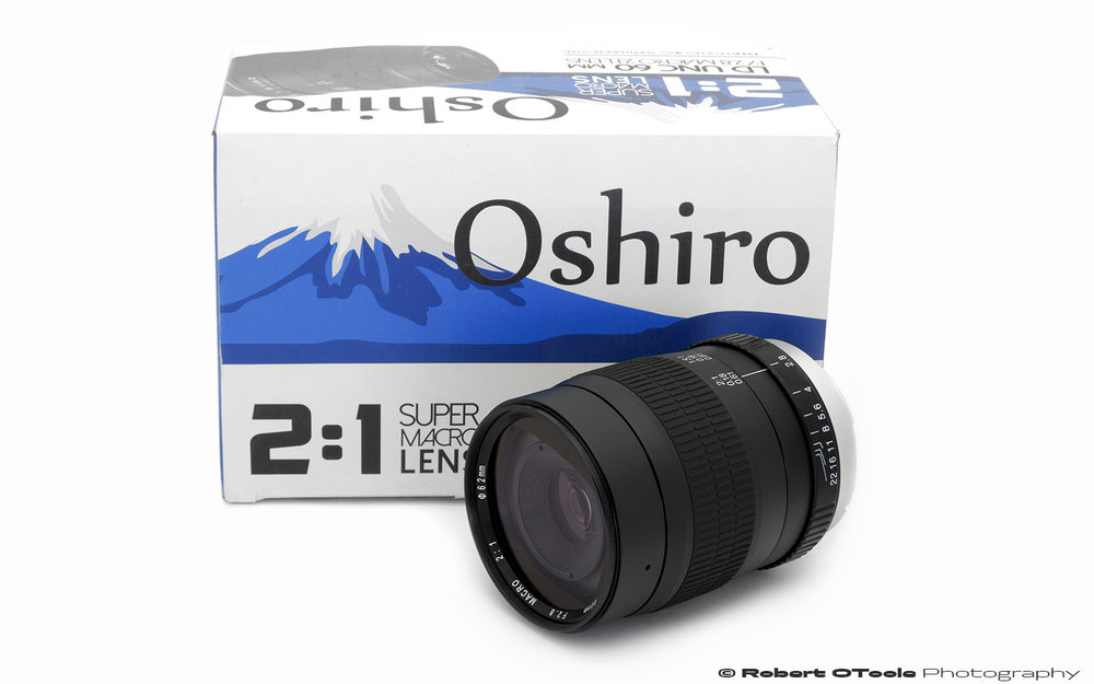 The Oshiro 60mm 2:1 Macro Lens
