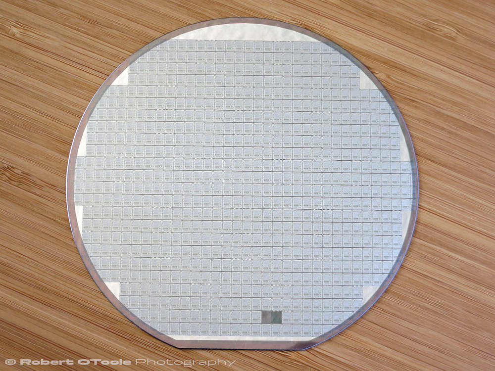 The wafer test target