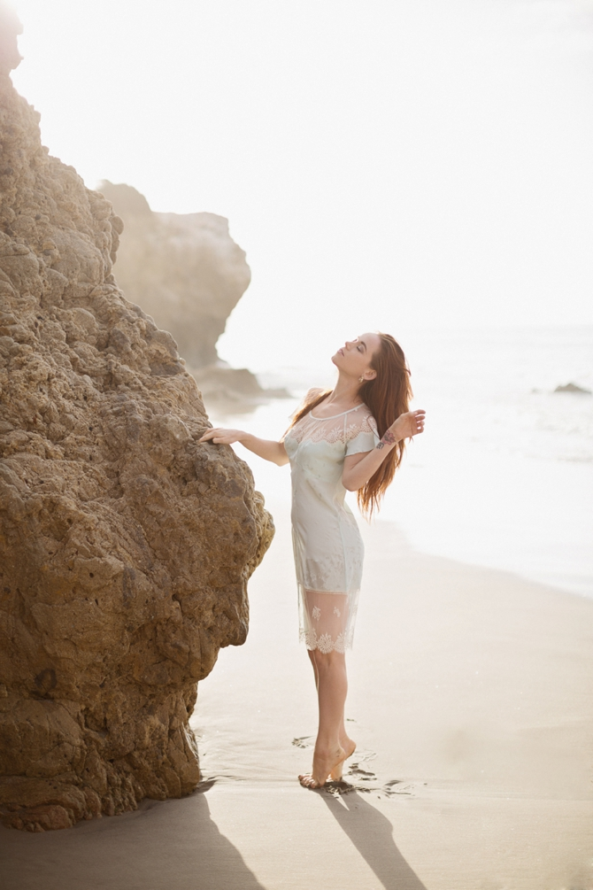 Seaside #boudoir by #ArchetypePhotography // Featured on #BoudoirCollective