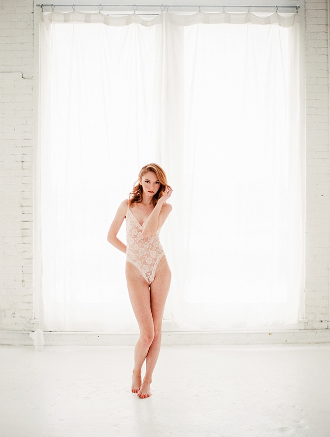 Boudoir by #KristinLaVoiePhotography // Featured on #BoudoirCollective