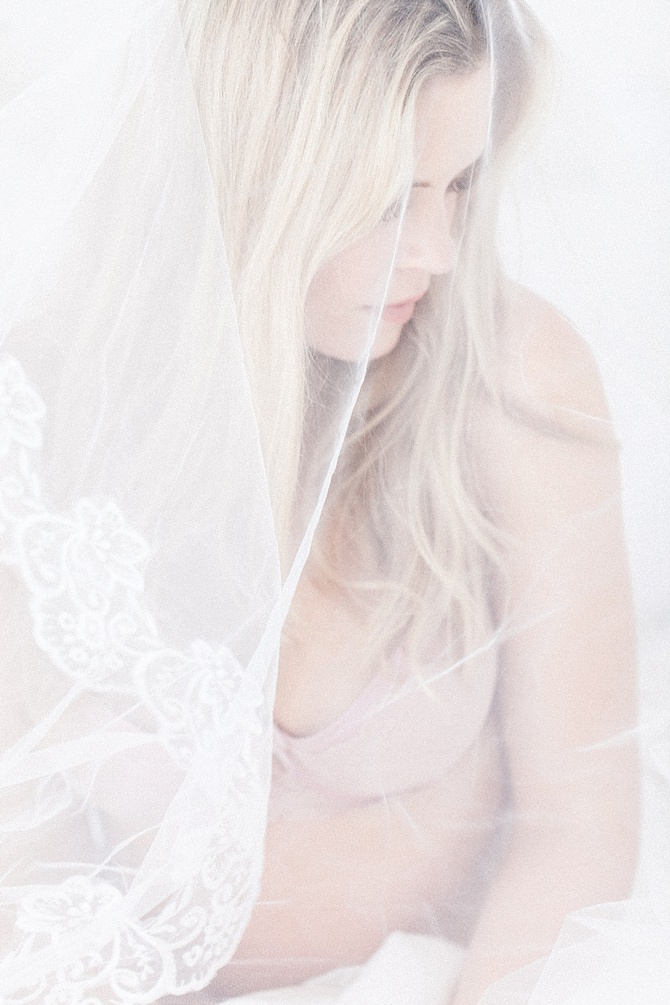 Model Boudour by #AnjaSchneemann // Featured on #BoudoirCollective