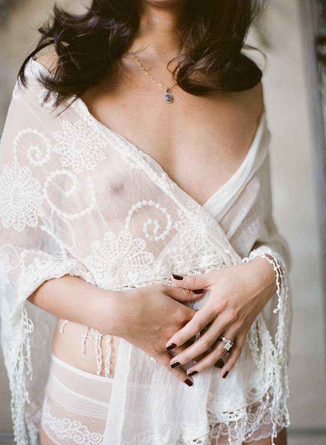Philosophy on boudoir by #ChristinOlivePhotography // Featured on #BoudoirCollective