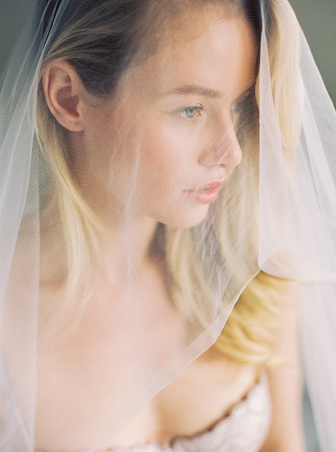 Bridal Boudoir by #AudreyNormanPhotography // Featured on #BoudoirCollective