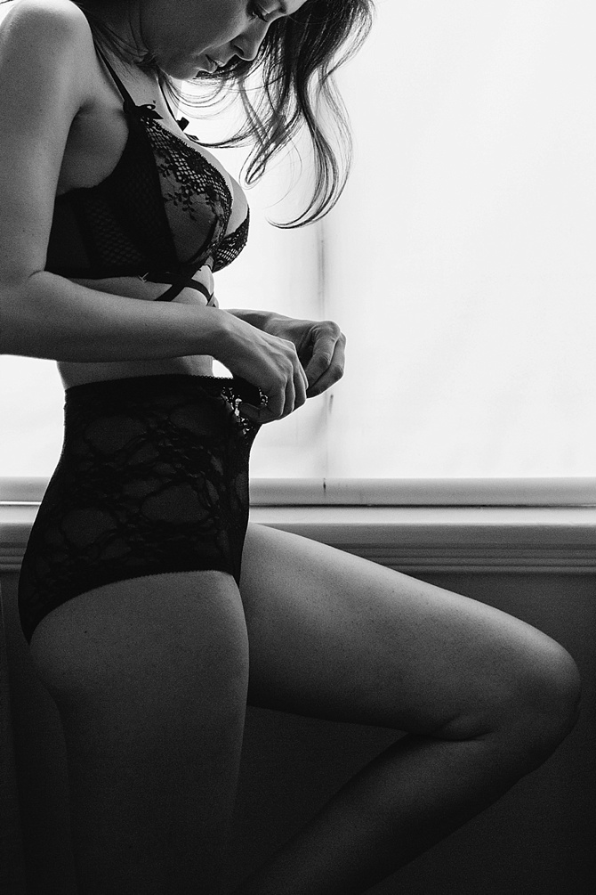 Authentic Boudoir by #NoelleAmanda // Featured on #BoudoirCollective