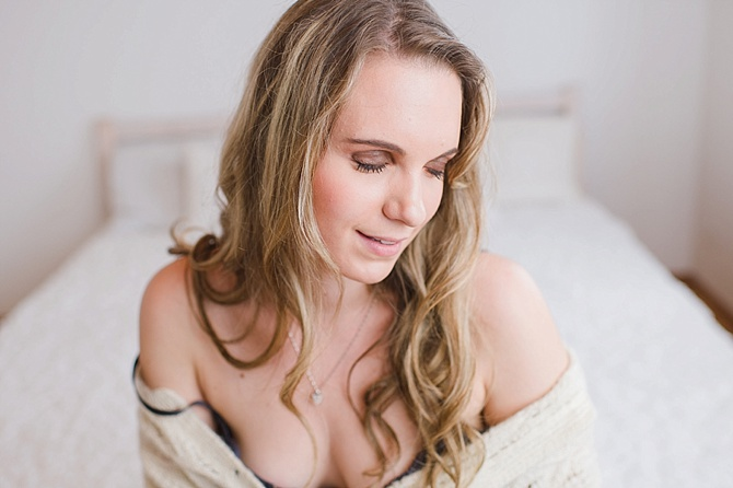 Boudoir by #AndreaRufenerPhotography // Featured on #BoudoirCollective